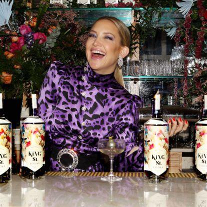 Ó te jó ég! Kate Hudson belevág az italbizniszbe