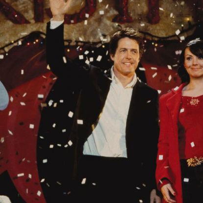 Az Igazából szerelmet nem vehetik el tőlünk karácsonykor