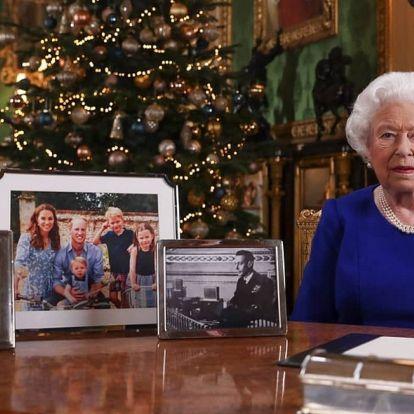 Harry hercegék nincsenek rajta Erzsébet királynő karácsonyi képén, a kommentelők kiakadtak