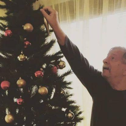 Ilyen karácsonyfák állnak a magyar celebeknél