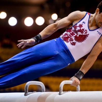 Visszavonult a korábban doppingügybe keveredett olimpiai ezüstérmes tornász