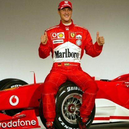 Megszólalt Michael Schumacher felesége: reménykedni kezdtek a rajongók