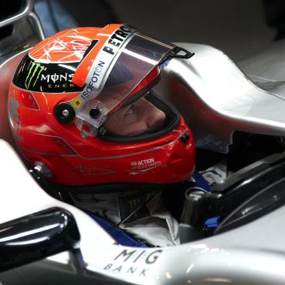F1: Schumacher felesége üzent a rajongóknak