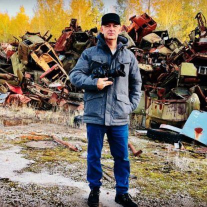 Kísérteties dolgot mesélt Tvrtko Csernobilról