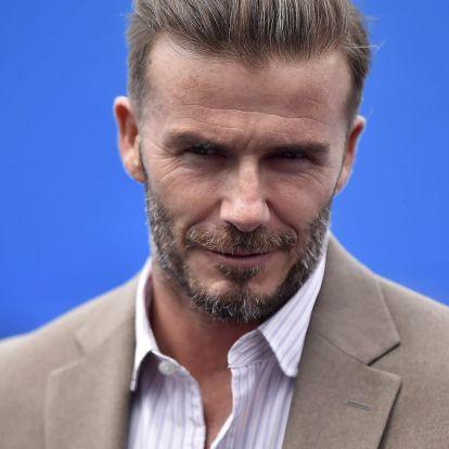Izgalmas lépés David Beckhaméktől