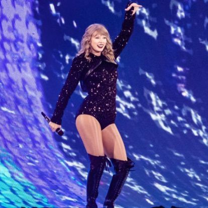 Taylor Swift kereste idén a legtöbbet
