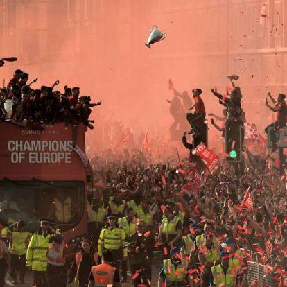 A Liverpoolé az év sikere