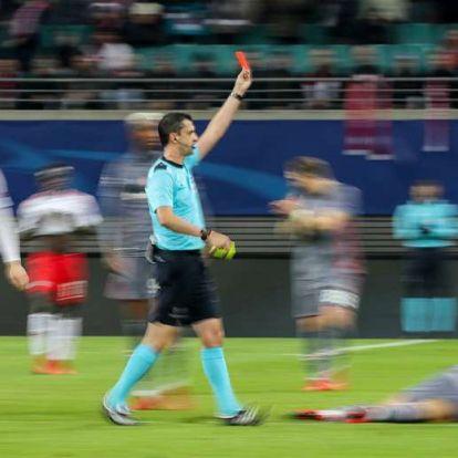 Viktor, a vektor – Visszavonul a BL-döntőn fújó magyar focibíró