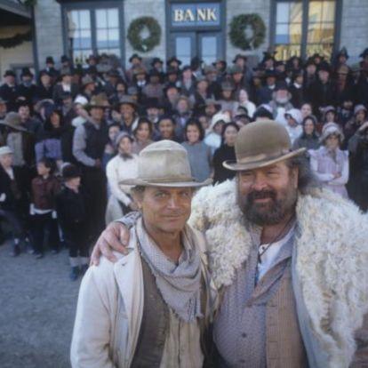 Forgatási kulisszatitkok: Bud Spencer & Terence Hill-filmek