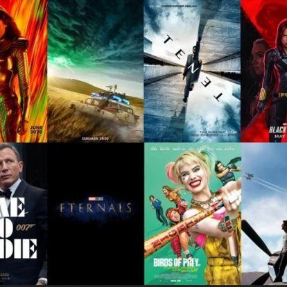 Legjobban várt filmek 2020-ban