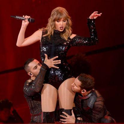 Taylor Swift énekelte össze idén a legtöbb pénzt