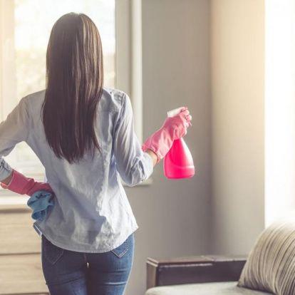 8 apró szokás az új évre a tisztább otthonért