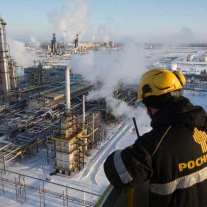 Oroszország soha nem termelt annyi olajat, mint tavaly