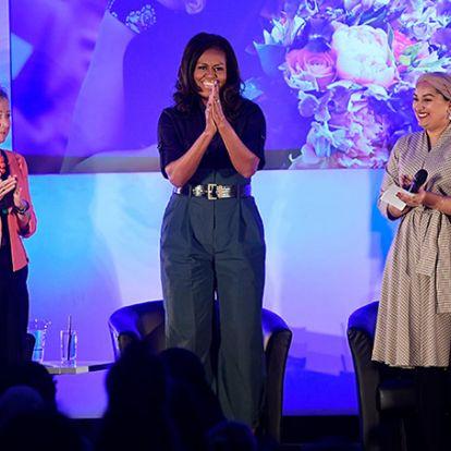 Michelle Obama elegida de nuevo 'la mujer más admirada del mundo'