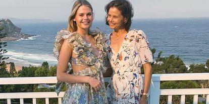 ¿Te acuerdas de ella? Mira cómo ha cambiado Lucía, la guapísima sobrina de Nicole Kidman