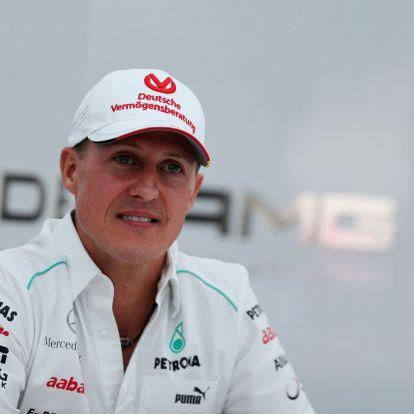 A Forma-1 nem feledi Schumachert