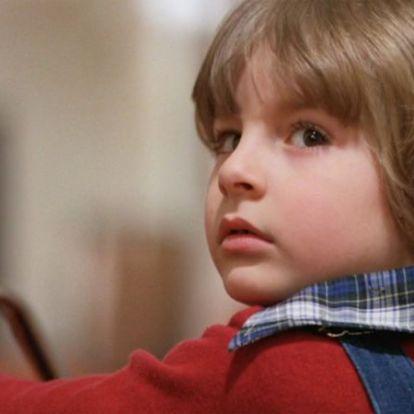 A Ragyogásban játszó kisfiúnak fogalma sem volt arról, hogy horrorfilmben szerepel
