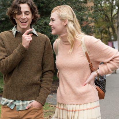 Filmrecorder. Egy közepes Woody Allen is jobb, mint a semmi - Egy esős nap New Yorkban (kritika)