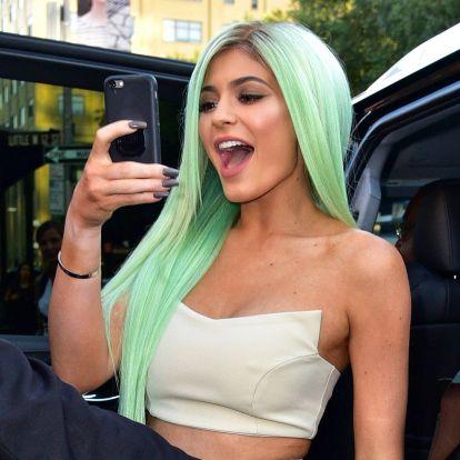 Kylie Jenner kis híján elhagyta a melleit, de Irina Shayk és Britney Spears sem öltözött túl