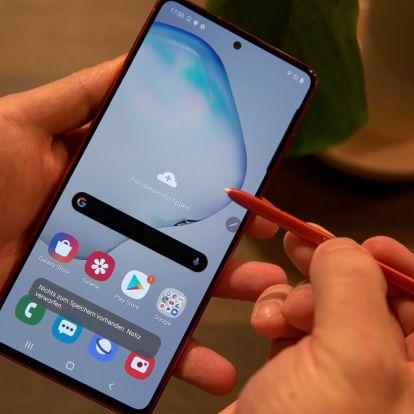 Megérkezett a Galaxy S10 Lite és Note 10 Lite