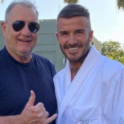 David Beckham ma debütál a Modern családban