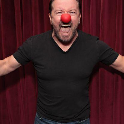Ricky Gervais Ludas Matyiként ötödjére verte el Hollywoodot