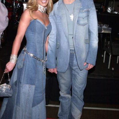 Pontosan 19 éve, hogy Britney Spears és Justin Timberlake összehozták a legrémesebb vörös szőnyeges belépőt