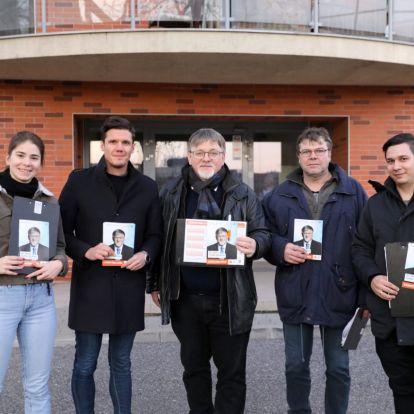 Dézsi Csaba András: Az orvoslásban nincs pártpolitika, mindenkihez szeretnék szólni!