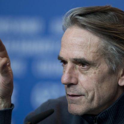 Jeremy Irons lesz az idei Berlinale zsűrijének az elnöke