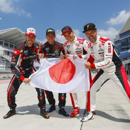 Tassi Attila marad a WTCR-ben, változatlan felállással folytatja a Honda
