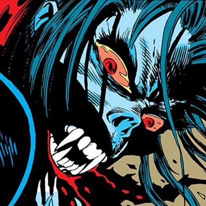 Meglehetősen para lett az első kép Jared Letóról a Morbius címszereplő vámpírjaként