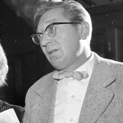 Kevés filmszerepével is óriási sikert ért el Csákányi László