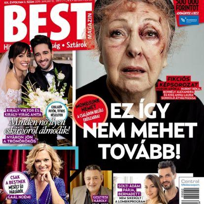 A Best magazin a családon belüli erőszak ellen kampányol