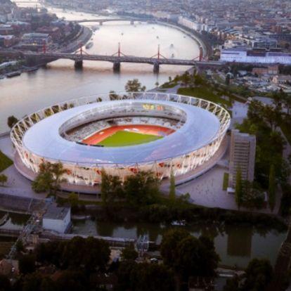 Duna-part stadionosítása - GYIK I.