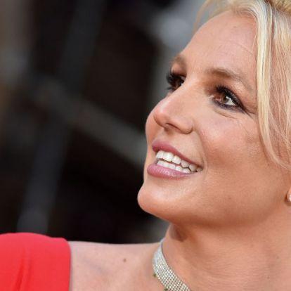 Britney Spears piszkosul büszke magára! És ezt meg is mutatta egy videóban