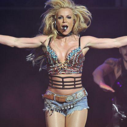 Ha minden igaz, egy francia faluban kiállítás nyílik Britney Spears festményeiből
