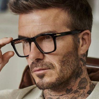 David Beckhamnek szemüvegmárkája lett