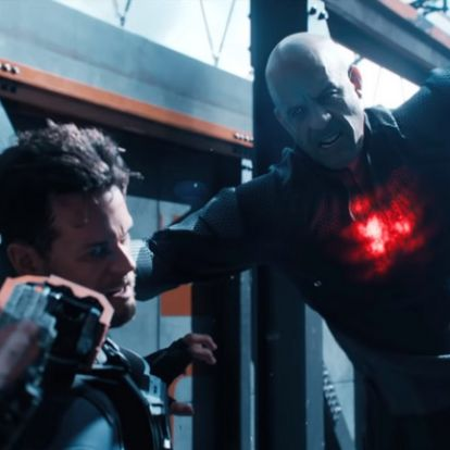 Vin Diesel ügyesebben növeszti újra a karjait, mint egy gyík a levágott farkát