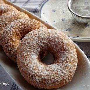 Tízperces sütőporos fánk Recept képpel - Mindmegette.hu - Receptek
