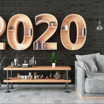 Végre itt vannak 2020 legjobban várt bútortrendjei - Stílus