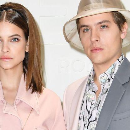 A bizonyíték, hogy Palvin Barbi és Dylan Sprouse tényleg tökéletes pár