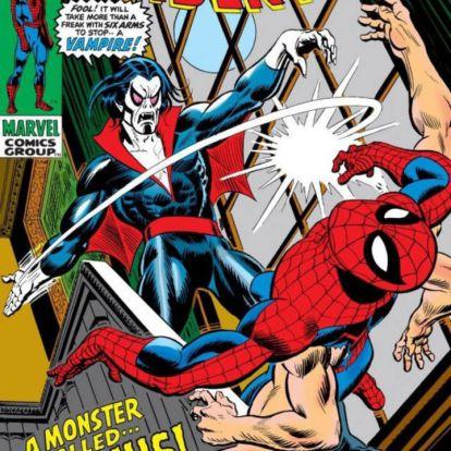 Morbius-kisokos: Minden, amit Michael Morbius-ról, avagy az élő vámpírról tudni kell!