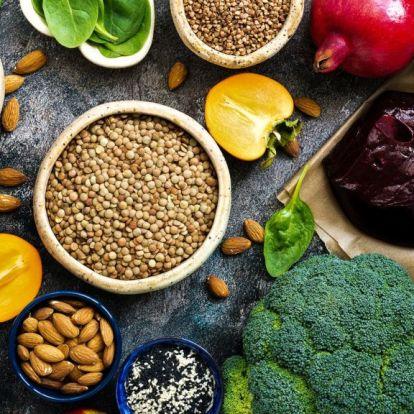 Ételekkel vajon megelőzhetjük a vashiányt?
