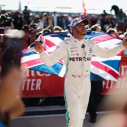 Hamilton és a Mercedes is megkaphatja a sport Oscar-díját