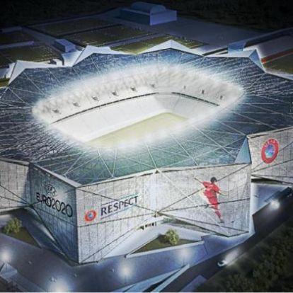 2020: a TOP3 új stadion – KÉPEK