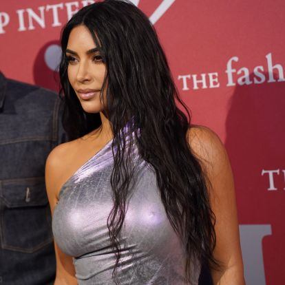 The Winter Date Night Outfit That You'll Want To Try ASAP, Courtesy of Kim Kardashian West