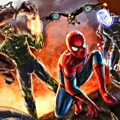 Nagyszabású szuperhősfilmmel készül a Sony/Marvel, jön a Sinister Six - Mafab.hu