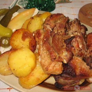 Tejben sült pecsenye - Magyaros ételek - Receptvarázs – receptek képekkel