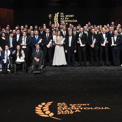Hosszú Katinkát és Milák Kristófot választották meg az év sportolójának