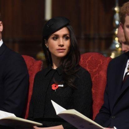 Valójában ezért haragszik Vilmos herceg Harryre?